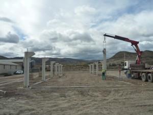 CONSTRUCCIÓN DE NAVE GANADERA
