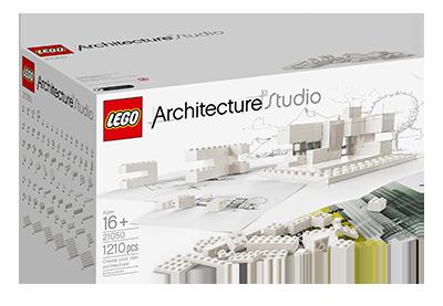 Estudio arquitectura de lego