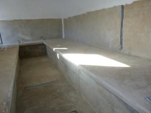 2-Construcción sala de ordeño