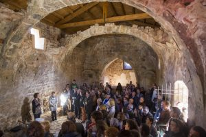 Inauguracion ermita de San Martin